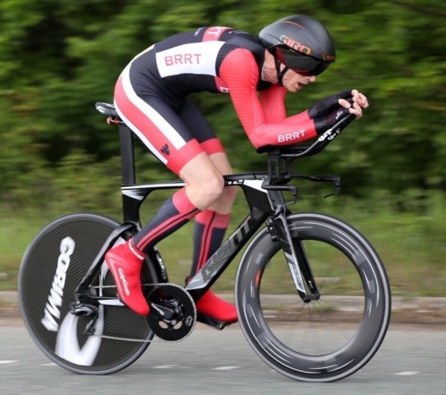 Ian Woodcock - ECCA Champs E2/10, May 2019