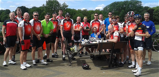 Club cycle rides in Bedfordshire for all abilities